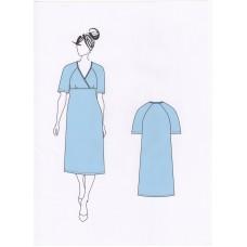 Сорочка ночная женская 0555