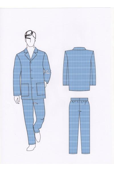 Пижама мужская 0606