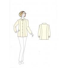 Блузка 0552
