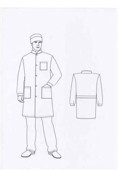 Халат мужской 0106-1