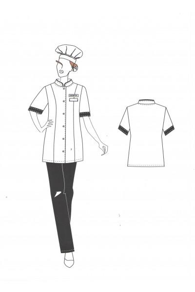 Куртка женская 0567