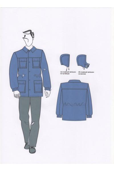 Куртка 0011А