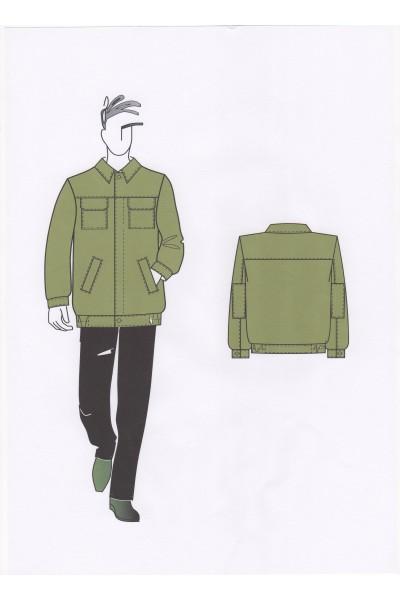 Куртка мужская 0020