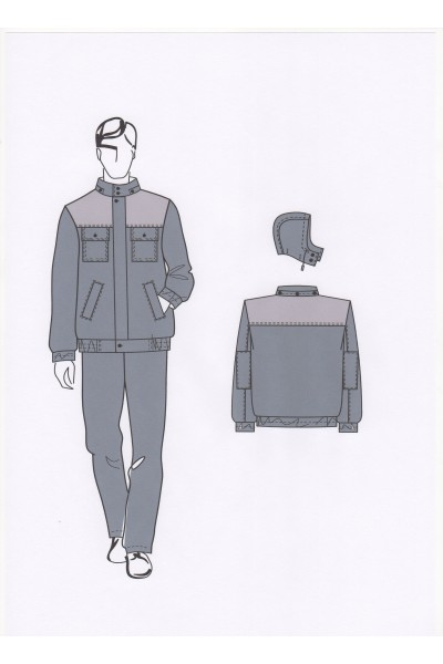 Куртка 0027А