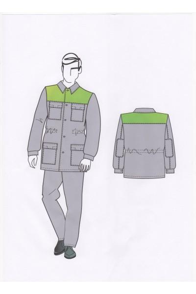 Куртка мужская 0054