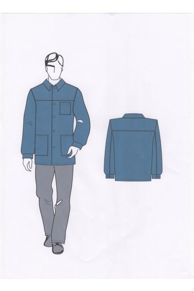 Куртка мужская 0056
