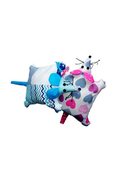 Подушка-мышь