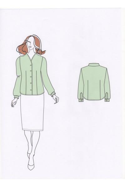 Блузка 0560