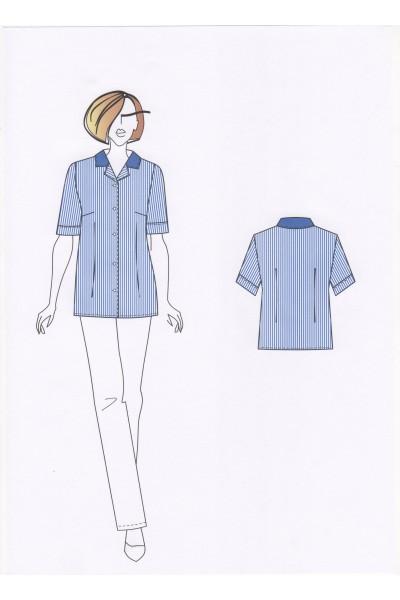 Блузка 0568
