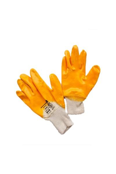 Перчатки х-б с покрытием ПВХ