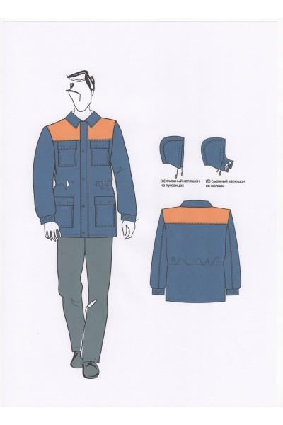 Куртка 0011