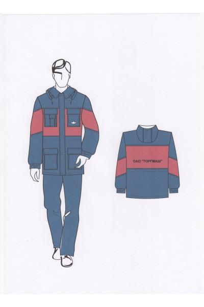 Куртка 0011Т