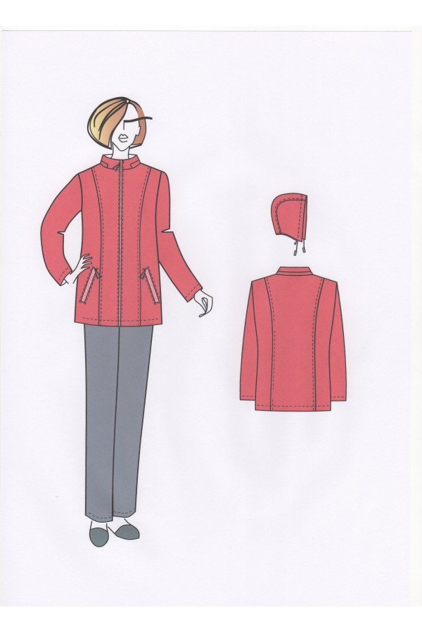 Куртка 01-13-05 пошив под заказ ПТУП Баркос ОО БелОИ