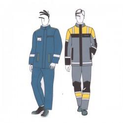 Одежда производственная и специальная